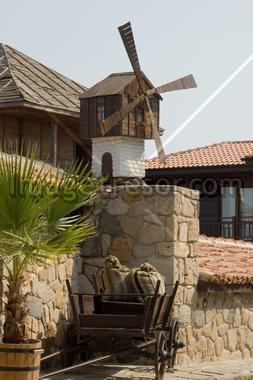 Old windmill - Sozopol