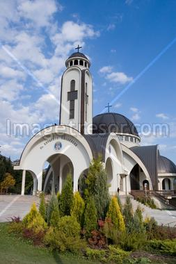 Church of St. Vissarion Smolensky - Smolyan