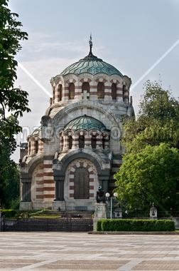 "Chapel-mausoleum ""St. George the Victorious"""